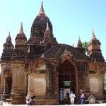 Пагода Губьяукти. Мьянма