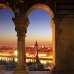 Рыбацкий бастион в Будапеште. Венгрия
