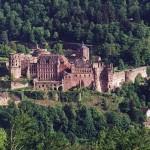 Гейдельбергский замок в Германии