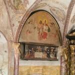 Интерьер часовни замка Гохостервитц. Австрия