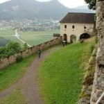 Замок Гохостервитц. Австрия