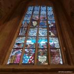 Витражи Собора Святой Варвары на Кутна Горе. Чехия