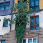 Дом Хундертвассера в Вене, Австрия