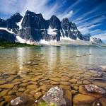 Национальный парк Джаспер. Канада