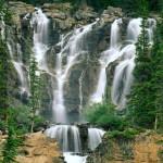Ручей Путаницы. Национальный парк Джаспер. Канада