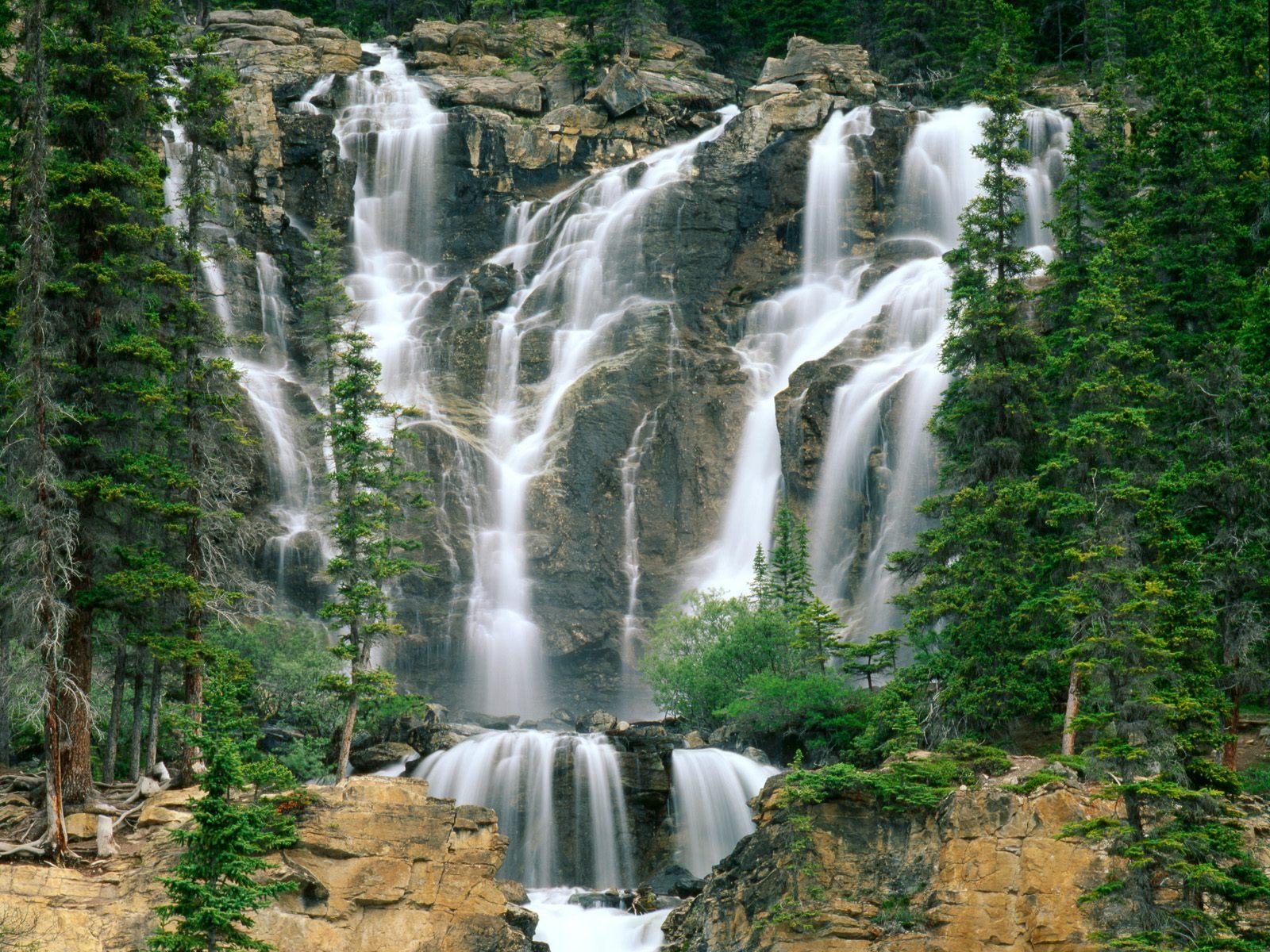 Mzukowski with keywords: jasper national park, athabasca falls