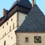 Град Карлштейн. Чехия