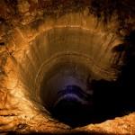 """""""Бездна"""" Мамонтовой пещеры в США."""