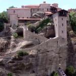 Монастырь Великий Метеор. Греция