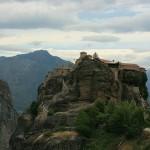 Монастырь Преображения Господня. Греция