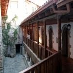 Мужской монастырь Преображения. Греция