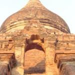 Храм Мингаларзеди. Баган