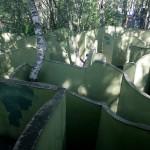 Лабиринт в долине Муми-троллей
