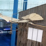 Планер Massia-Biot, 1879 год - Музей авиации и космонавтики в Ле Бурже