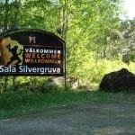 Пещера Сала Сильвермин в Швеции