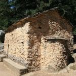Церковь Святого Николая, расположенная в Самарийском ущелье