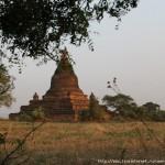Пагода Швесанда. Бирма