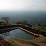 Бассейны на Сигирии. Шри-Ланка
