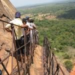 Гора-крепость Сигирия. Шри-Ланка