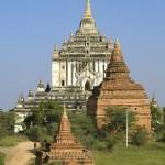 Пагода Тхатбинью. Мьянма
