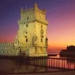Башня Белен, Лиссабон. Португалия