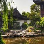 Сад радости ЮйЮань. Шанхай