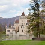 Замок Аниф. Австрия