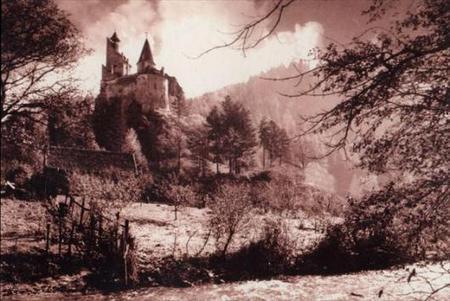 """Замок Бран """"замок графа Дракулы"""" в Румынии"""