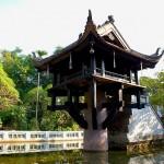 Пагода на одном столбе, Вьетнам