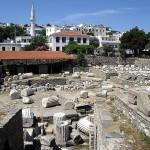 Мавзолей в Галикарнасе. Турция