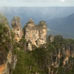 Большой водораздельный хребет. Австралия