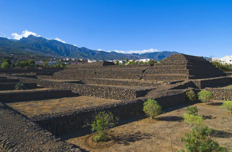 Пирамиды Гуимар на Тенерифе