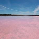 Озеро Хильер. Австралия