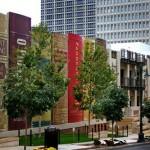 Публичная библиотека Канзас-Сити. США
