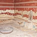 Кносский дворец, Крит. Греция