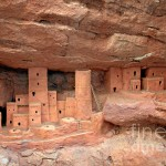 Скальные жилища Маниту, Колорадо. США