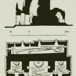 План храма Мануха. Паган