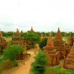 Руины Багана. Мьянма