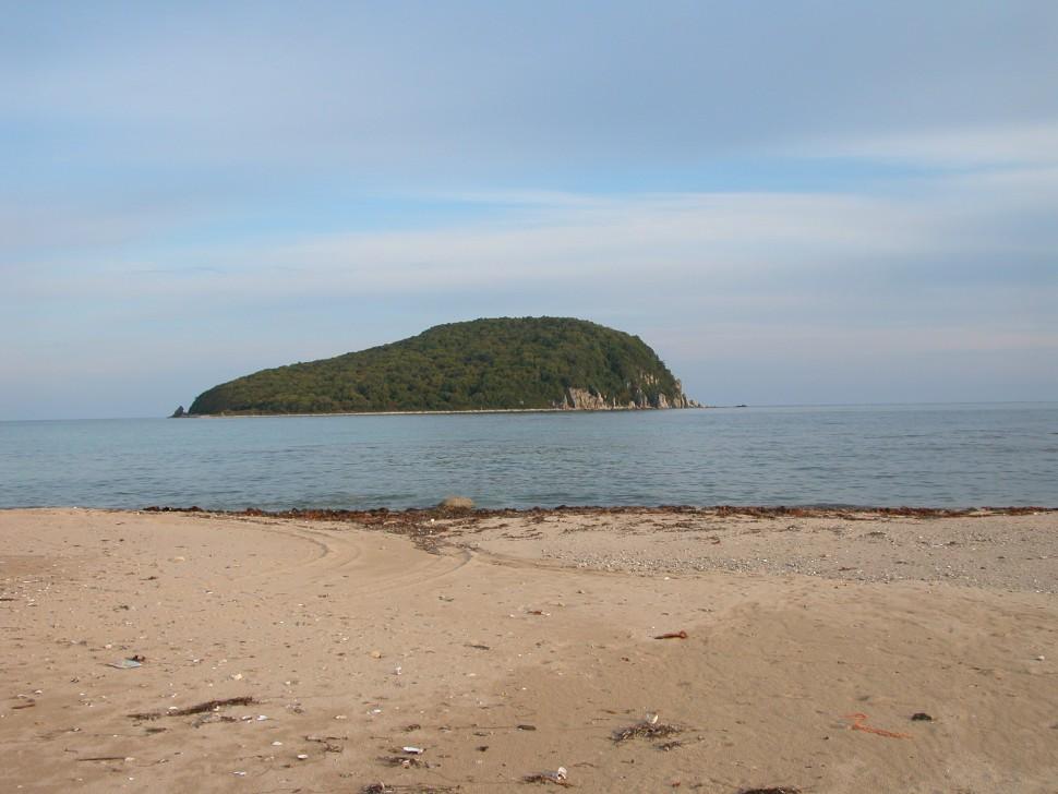 Остров Петрова, Россия