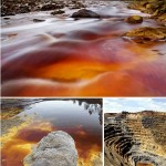 Мертвая река Рио Тинто. Испания