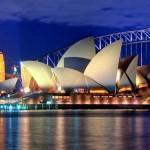 Сиднейский оперный театр. Австралия