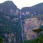 Водопад Тугела. ЮАР