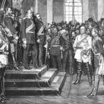 Провозглашение Германской империи в 1871 г.
