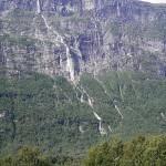 Водопад Виннуфоссен. Норвегия
