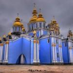 Михайловский златоверхий монастырь. Киев